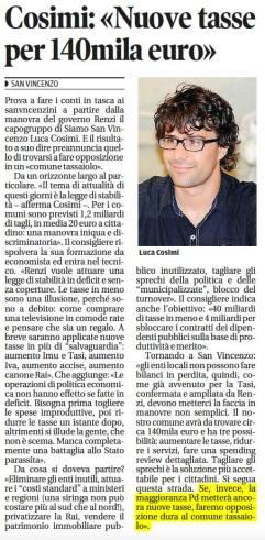 Manovra economica Renzi