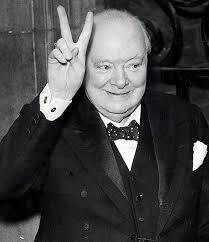 Winston Churchill libertà