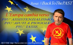renzi europa cambia verso